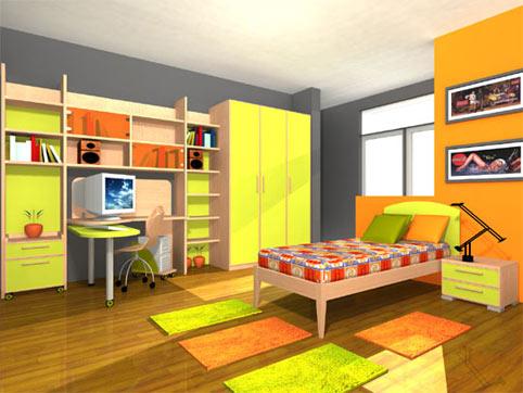 Arredamento for Arredamento 3d online